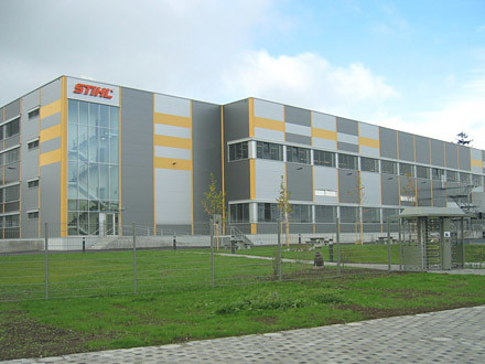 The chain plant in Switzerland has put the STIHL Group's first organic thermal power plant into operation.