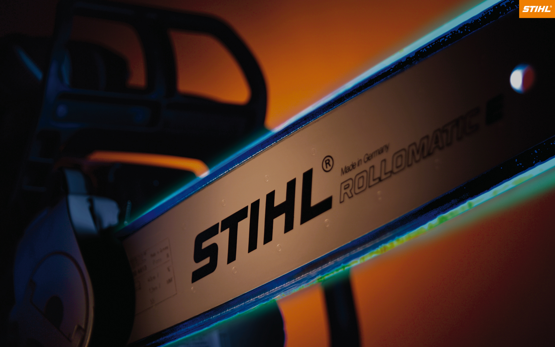 Our Wallpaper for more STIHL on your screen | STIHL